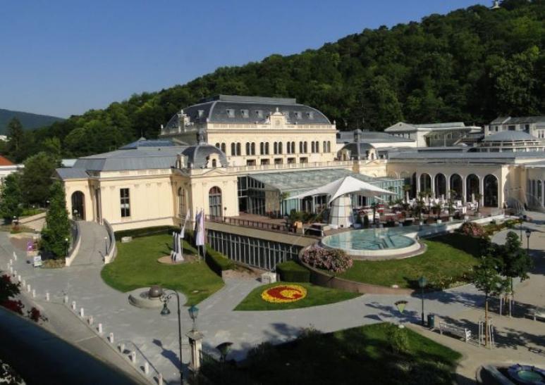 Casino Baden Bild